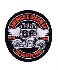 Patch route 66
