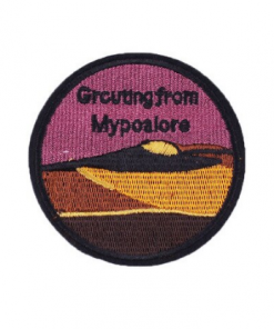 patch aventure rond