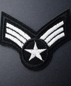 Air force Double ailes