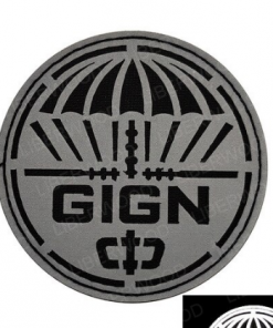Gign patch blanc