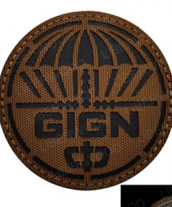 Gign patch marron